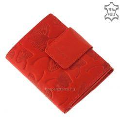 Rendkívül mutatós, egyedi mintás kisebb méretű női bőr pénztárca kedvelt színekben kapható így divat kiegészítőként is nagyon jó választás.