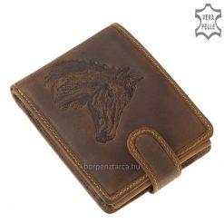 ló mintával díszített pénztárca