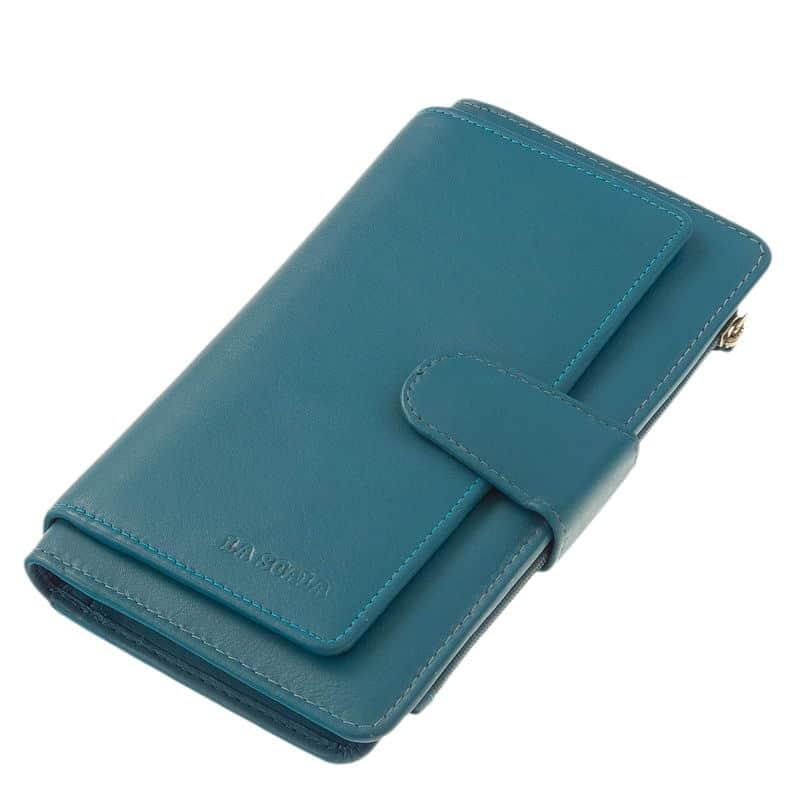 Női pénztárca valódi bőrből La Scala KCN01 - Bőrpénztárca webáruház a17b32f85e