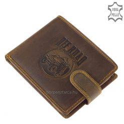 férfi pénztárca terepjáró mintával
