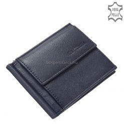 Saját márkás LA SCALA minőségi férfi dollártárca valódi bőrből egyszerű és nagyon praktikus modell, mely méltán népszerű áruházunkban.