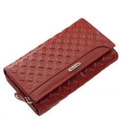 Rendkívül népszerű termékünk ez az egyedi mintás, brifkó jellegű, elegáns női bőr pénztárca amely a GIULTIERI termékcsaládhoz tartozik.
