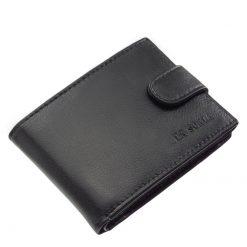 La Scala márkás klasszikus fazonú minőségi bőr felhasználásával készített férfi bőr pénztárca kisebb méretben.