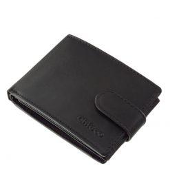 Igazán praktikus kis méretű valódi bőr férfi pénztárca, mely puha, kellemes tapintású marha bőr felhasználásával lett gyártva.